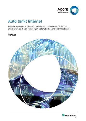 Auswirkungen des automatisierten und vernetzten Fahrens auf den Energieverbrauch von Fahrzeugen, Datenübertragung und Infrastruktur.