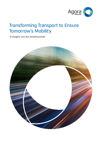 12 Insights into the Verkehrswende