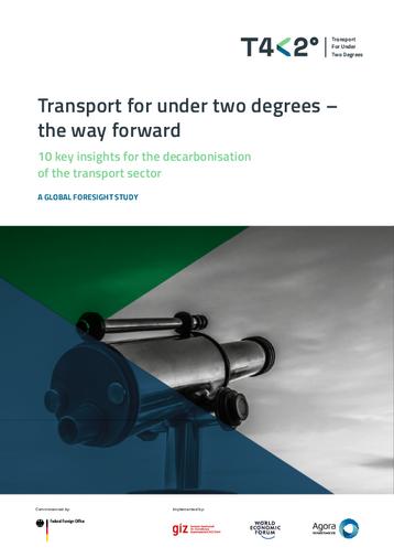 10 Schlüsselerkenntnisse für die Dekarbonisierung des Transportsektors